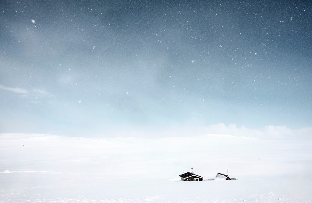Snowkite in Noorwegen: deel 3