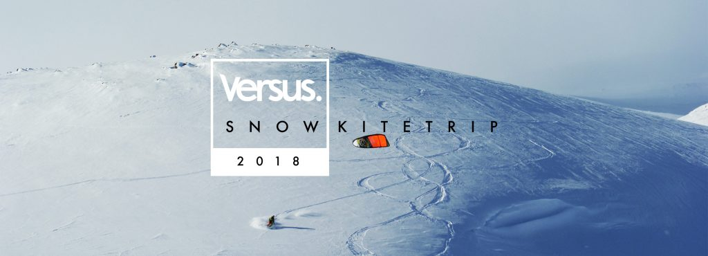 Versus SnowkiteTrip Noorwegen x OUTBOUND