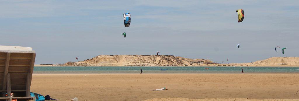 "Dakhla, Marokko - ""Dakhla-Attitude"""