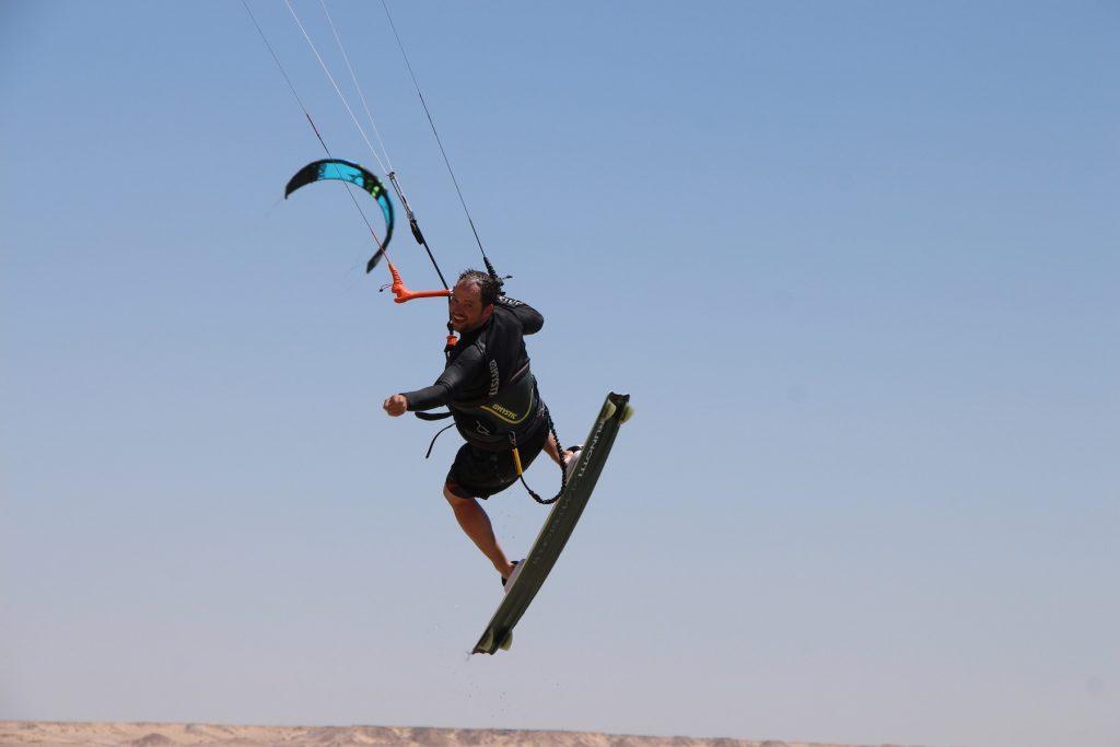 Kitesurfen bij Dakhla Attitude