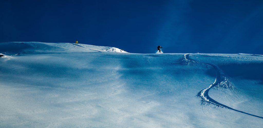 Snowkiten in Noorwegen: deel 2