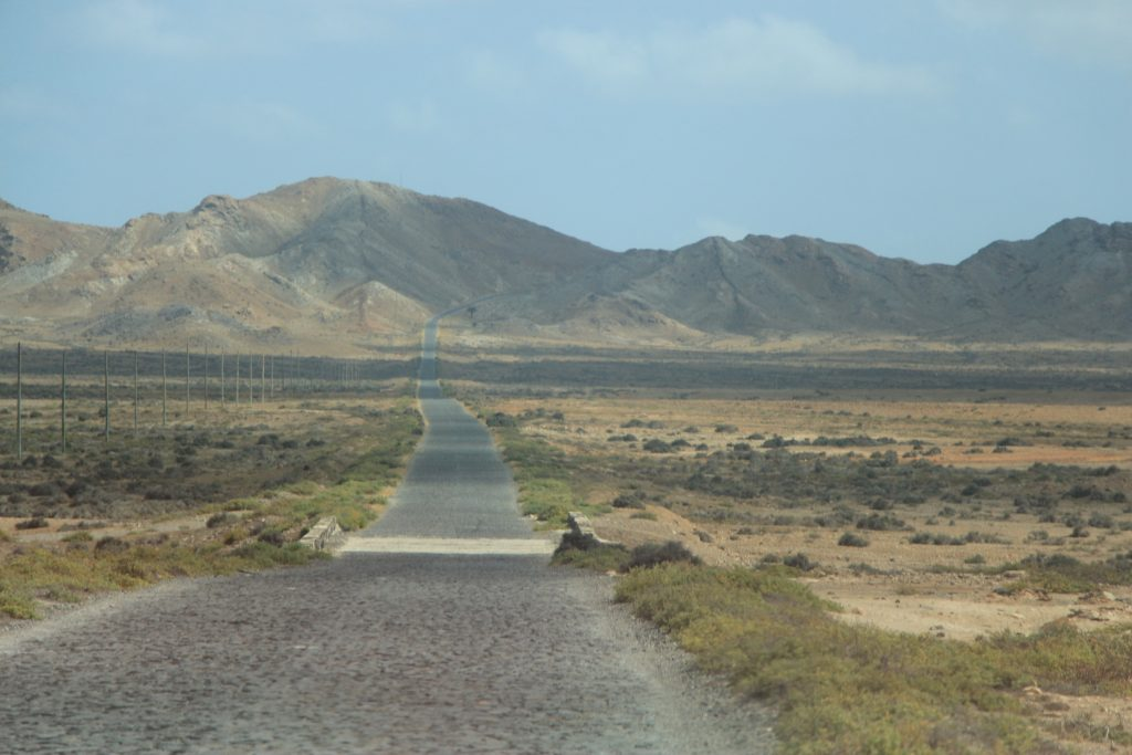 De reis naar BoaVista