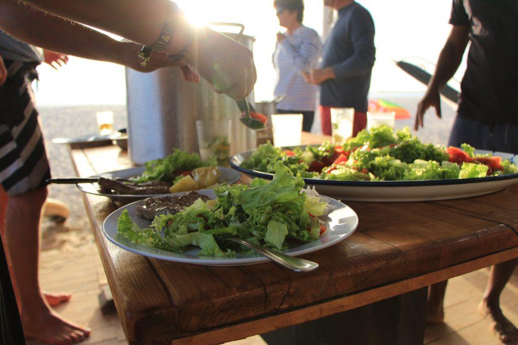 Food guide @ Sal Rei, Boa Vista