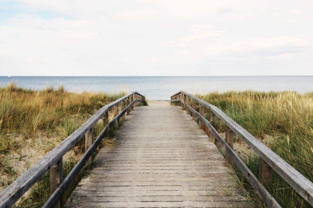 "Nederland, Egmond aan zee - ""Barefoot Beach House"""