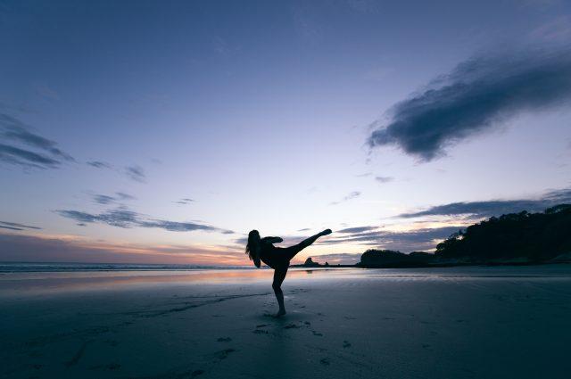 Fitness tips voor kitesurfers en oefeningen