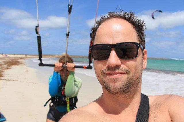 kitetravel must haves: Een go Pro of Camera