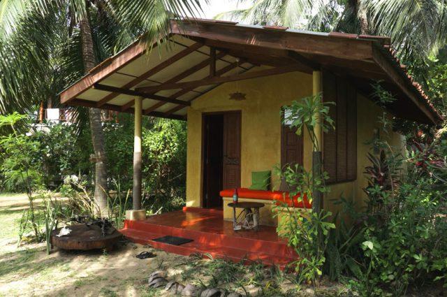 Kitesurfing Lanka - Garden Bungalow
