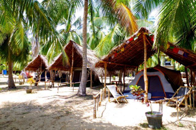 Kitesurfing Lanka - Deluxe Tent