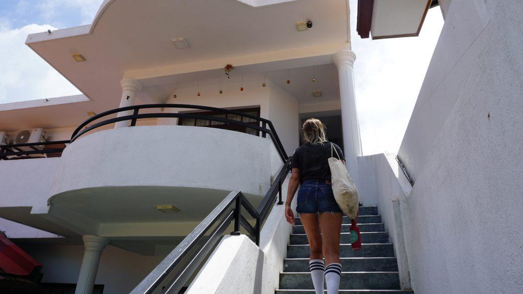 1st stop in Sri Lanka: Negombo