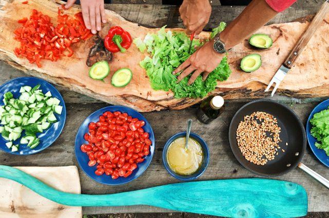 eiwitten - eiwitrijke maaltijden voor na het kiten