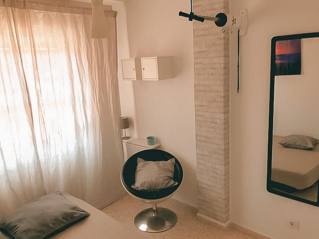 corner room tarifa