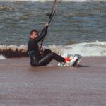 Kiten zandvoort aan zee