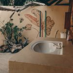 Foto Gardenview bungalow badkamer