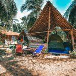 Foto Deluxe tent