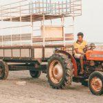 Foto Vayu vervoer naar de spot