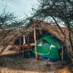 Foto Vayu accommodatie tent