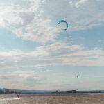 Kitesurfstrand Leucate