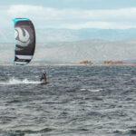 Kitesurf strand Frankrijk parc Dosses