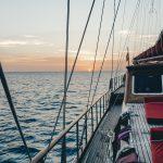 Sunset Ibiza Kite Cruise
