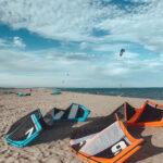 PLKB kitesurf strand Frankrijk