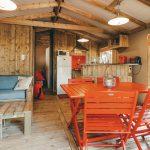 Tent Lodge Leucate Frankrijk