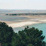 Spot kitesurf strand Frankrijk