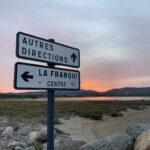 prachtige natuur nabij het kitesurf strand frankrijk