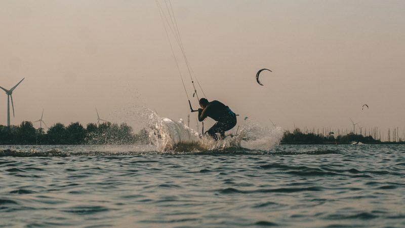 Nederland kitesurf vakantie