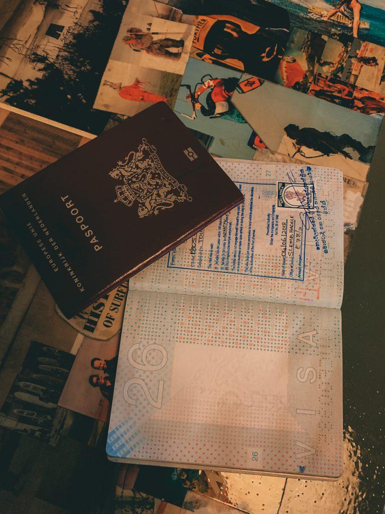 visum buitenland