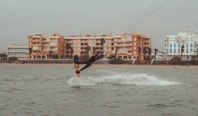 Isla Cristina kiten spanje