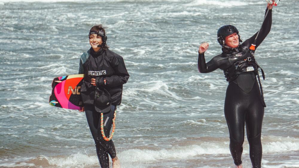 kite coaching gevorderden kitesurf lessen