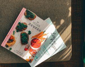 Vegan kookboeken voor maaltijden voor kitesurfers