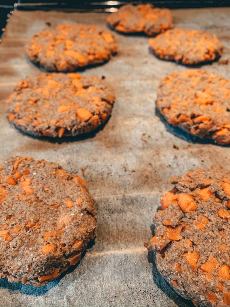 Koken met kiters wortel koek