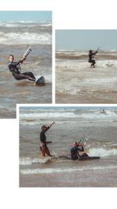 Informatie over kitesufen - kitesurf coach