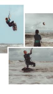 Informatie over kitesufen - kitesurf cursus