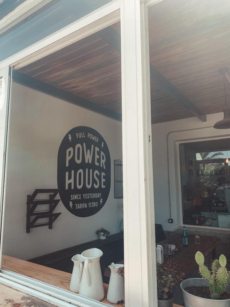 The Powerhouse Tarifa kitesurf restaurant