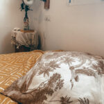 Beach Room KiteFinca bedroom pillow