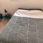 Basic Room double bed kitesurfer bedroom the KiteFinca Huelva