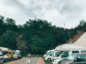 Van Nederland naar Zuid Spanje met de auto, San Sebastian