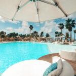 Luxe Kitesurfvakantie Bonaire Pool vdvalk