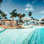Luxe Kitesurfvakantie Bonaire Pool vdvalk2