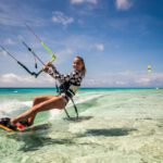 kitesurf vakantie foto bonaire