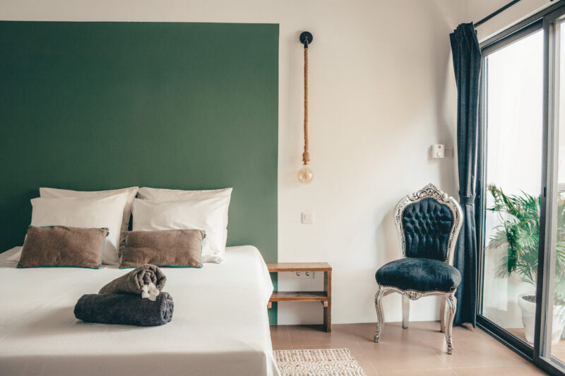 Deluxe Kamer guesthouse bonaire